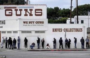 Americanos armas